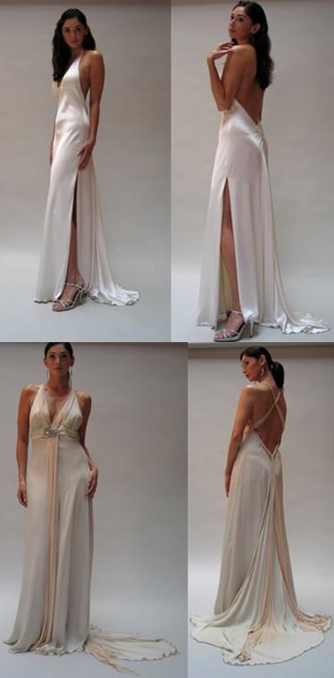 Hanna Hartnell's Double Dare Wedding Gowns