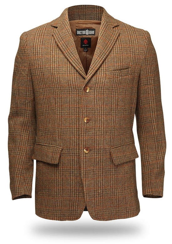 11th doctor blazer