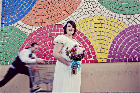 photo of Rock 'n Roll Bride: RnR Bride part deux