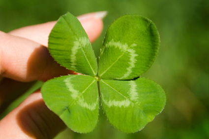 photo of Spread the luck and spread the love.