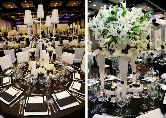 photo of Hostess with the Mostess: Black & White Inspiration