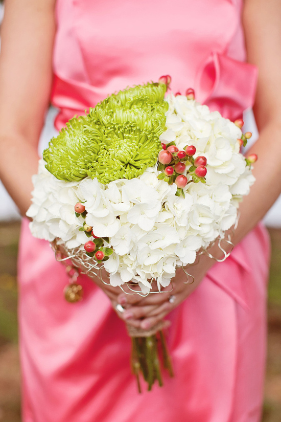 Beautiful Flowers for Spring or Summer Wedding