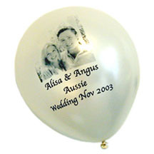 photo of Wedding Balloons