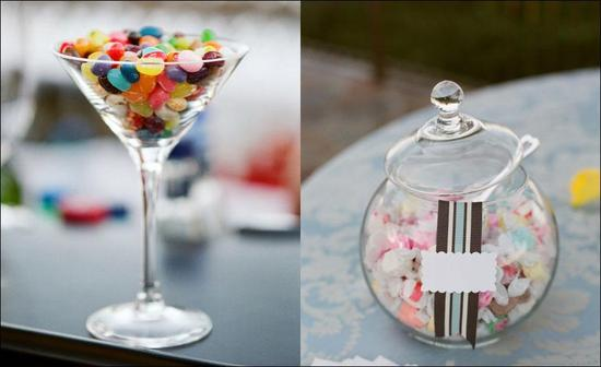 favors & gifts, candy decor