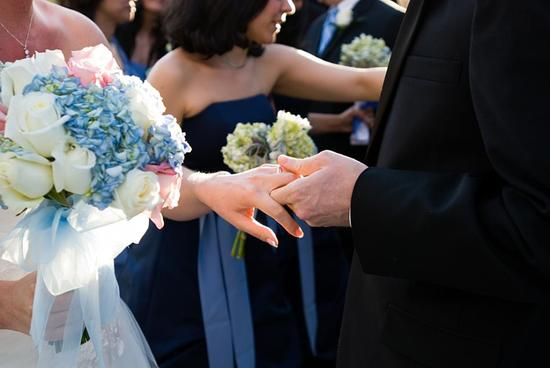 photo of Featured Wedding: Katie and Tim