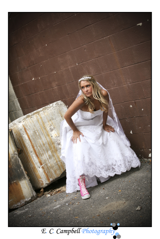 photo of Trash the Dress!