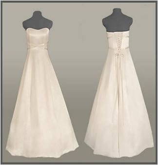 Thread Head Creations Environmental-friendly Wedding Dresses