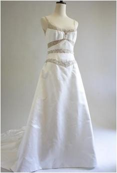 Badgley Mischka Gown- available at Encore Bridal- Nearly New and Sample Bridal Couture