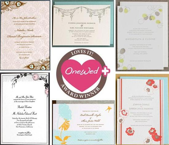 photo of Savvy Steals Weekly Giveaway- Hello!Lucky Wedding Invitations