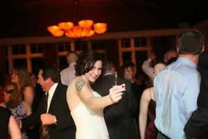 photo of Rock 'n Roll Bride: Traditional meets Rock 'N Roll Wedding
