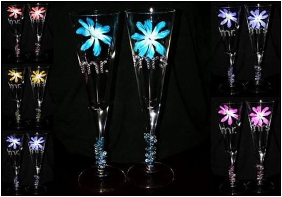 photo of It's A Jaime Thing: DIY Toasting Flutes... Made Simple!