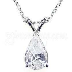 Zirconia_pear_cut_bridesmaid_pendant.full