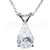 Zirconia_pear_cut_bridesmaid_pendant.square