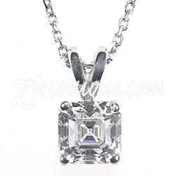 Zirconia_asscher_bridesmaid_pendant.full