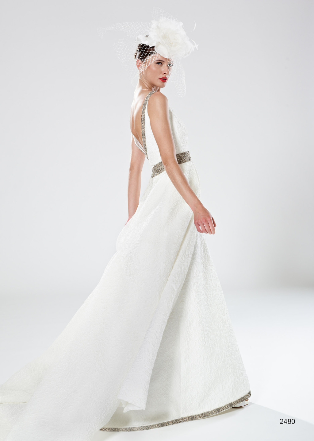 2013 Wedding Dress Patricia Avendano Bridal 2480