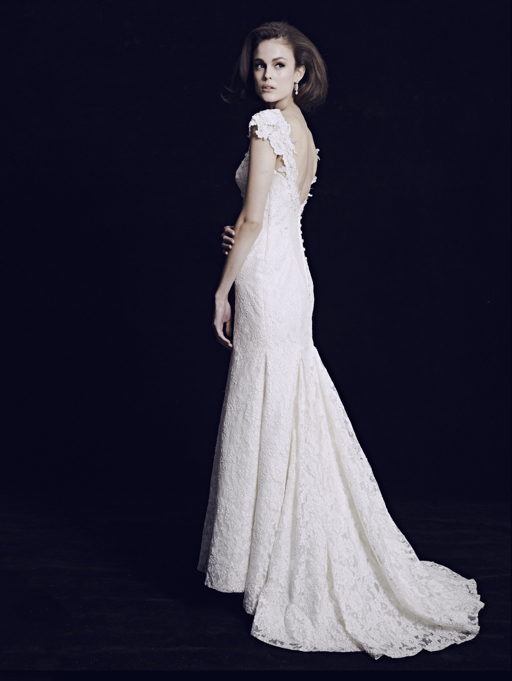 Mariana Hardwick Wedding Dress 2013 Bridal Classic 13