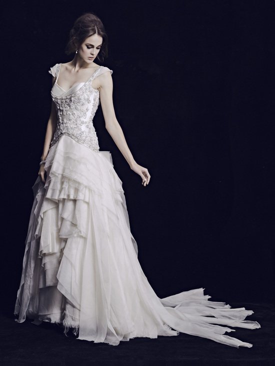 Mariana Hardwick Wedding Dress 2013 Bridal Classic 9