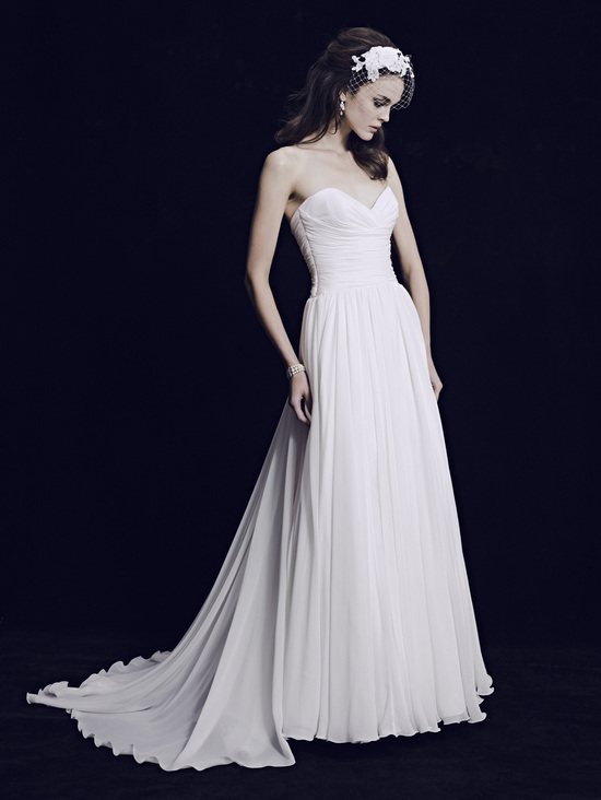 Mariana Hardwick Wedding Dress 2013 Bridal Classic 6
