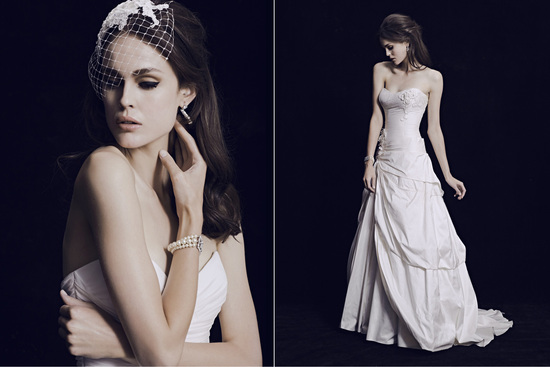 Mariana Hardwick Wedding Dress 2013 Bridal Classic Collection