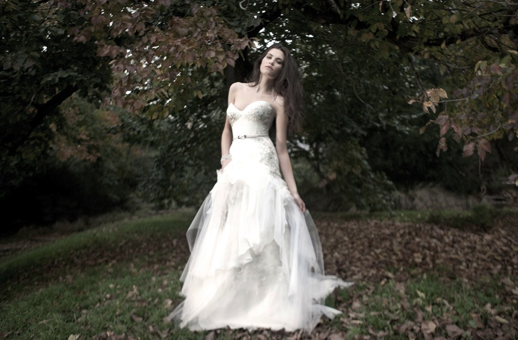 Mariana Hardwick Wedding Dress 2013 Bridal Nolla