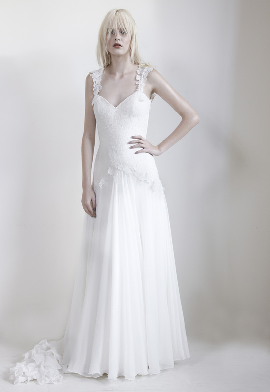 Mariana Hardwick Wedding Dress 2013 Bridal Hallie