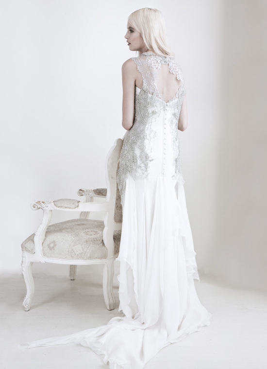 Mariana Hardwick Wedding Dress 2013 Bridal Ames
