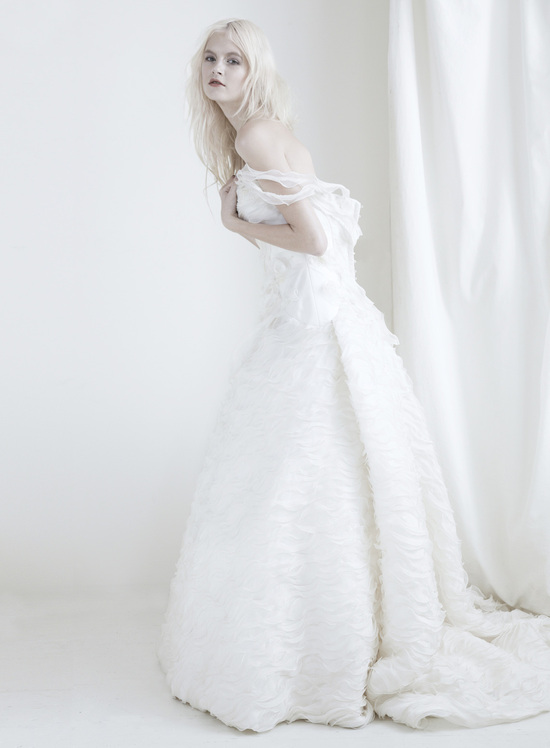 Mariana Hardwick Wedding Dress 2013 Bridal Amiel