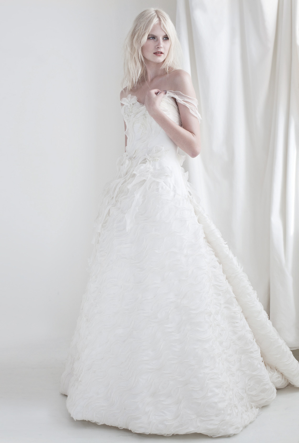 Mariana Hardwick Wedding Dress 2013 Bridal Amiel 2