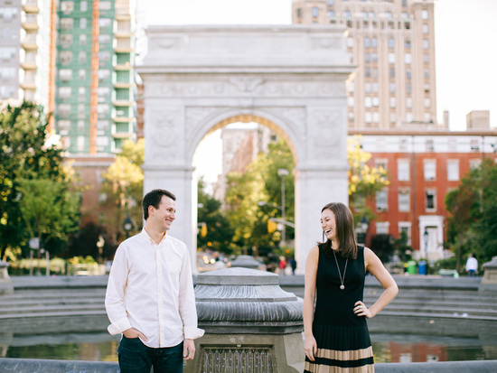 washington-square-nyc-engagement-session-morning-wedding-photographer