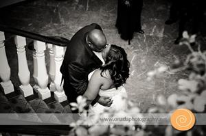 photo of Featured Wedding: Gen and Rob