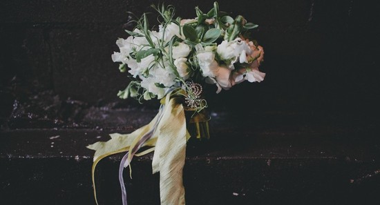photo of East to West Spring Wedding Flowers Guide