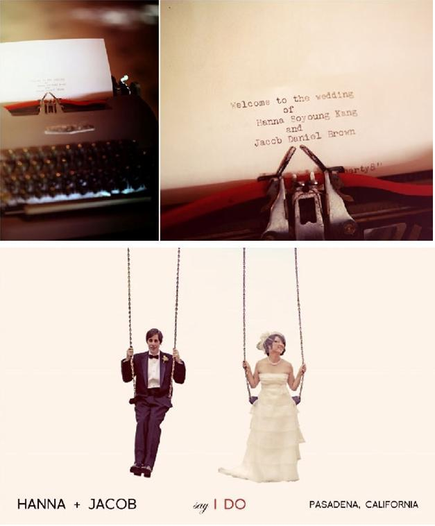 Artistic-wedding-photo-bride-and-groom-swing-and-say-i-do.full