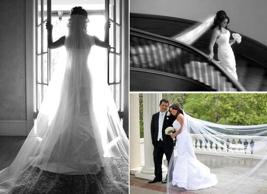 photo of Featured Wedding: Maria and Joe