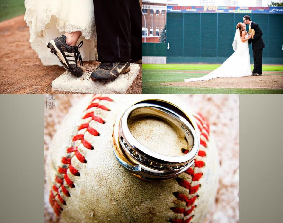 Wedding-themes-n-ideas-sports-wedding-photography-coiuple-poses-on-field.full