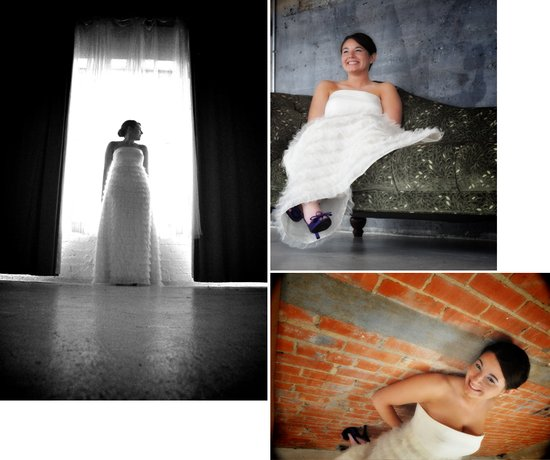 photo of Featured Wedding: Kristi and Mike