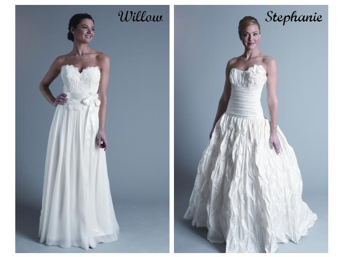 Modern-trouseau-wedding-dresses-white-strapless-sweetheart-neckline-bow-flower-detail.full