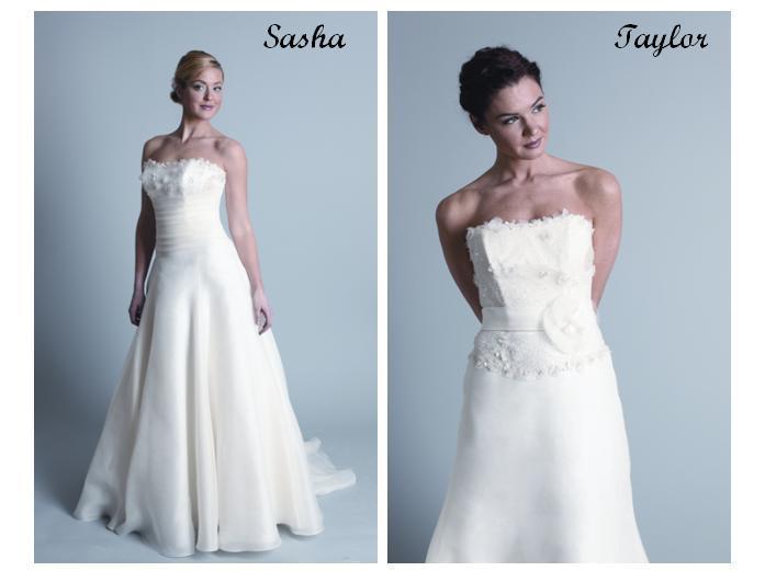 Modern-trouseau-wedding-dresses-strapless-white-flower-detail-on-bodice.full