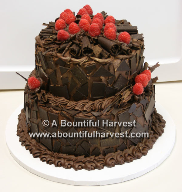 dark chocolate truffle wedding cake truffle chocolate groom s cake onewed 13336