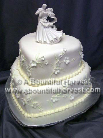 photo of Custom Couture Wedding Cakes