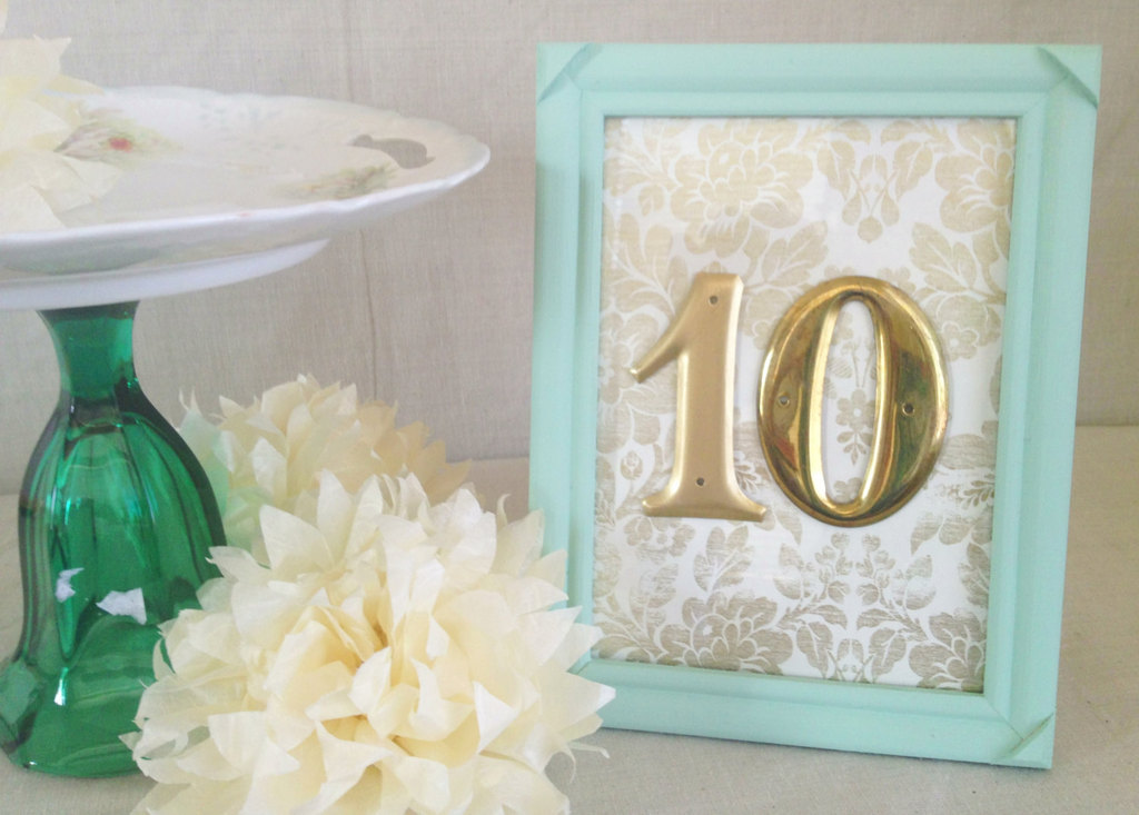 Address-numbers-pastel-teal-and-gold-wedding-table-number.full