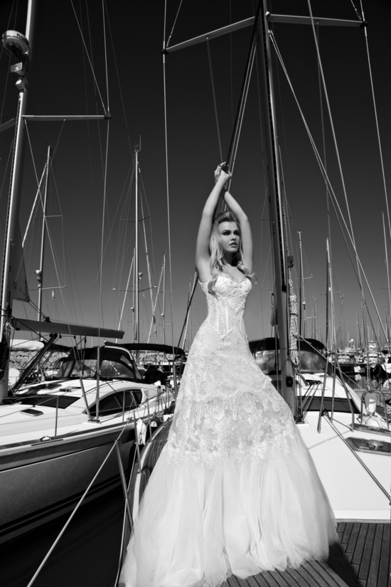 2013 Wedding Dress Galia Lahav Bridal Goldie