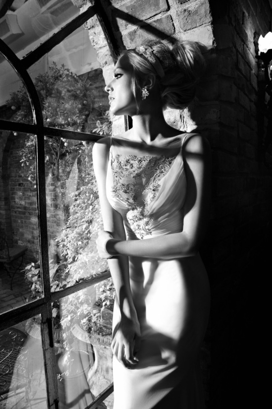 2013 Wedding Dress Galia Lahav Bridal Brigitte