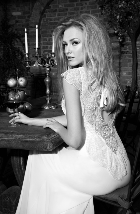 2013 Wedding Dress Galia Lahav Bridal Claudia