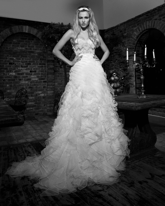 2013 Wedding Dress Galia Lahav Bridal Godiva