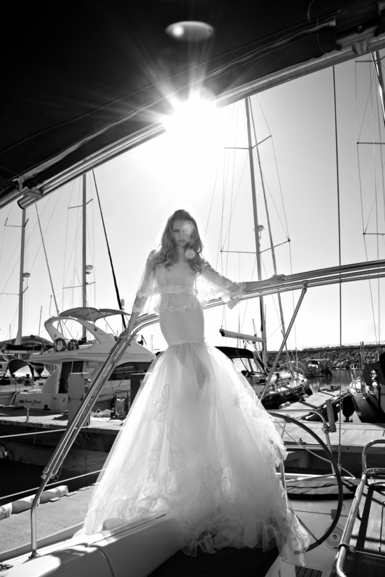 2013 Wedding Dress Galia Lahav Bridal Kelly