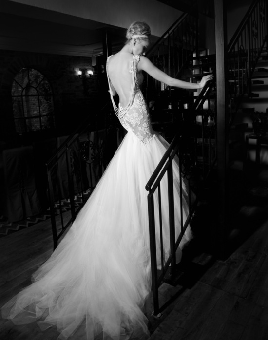 2013 Wedding Dress Galia Lahav Bridal Patchouli