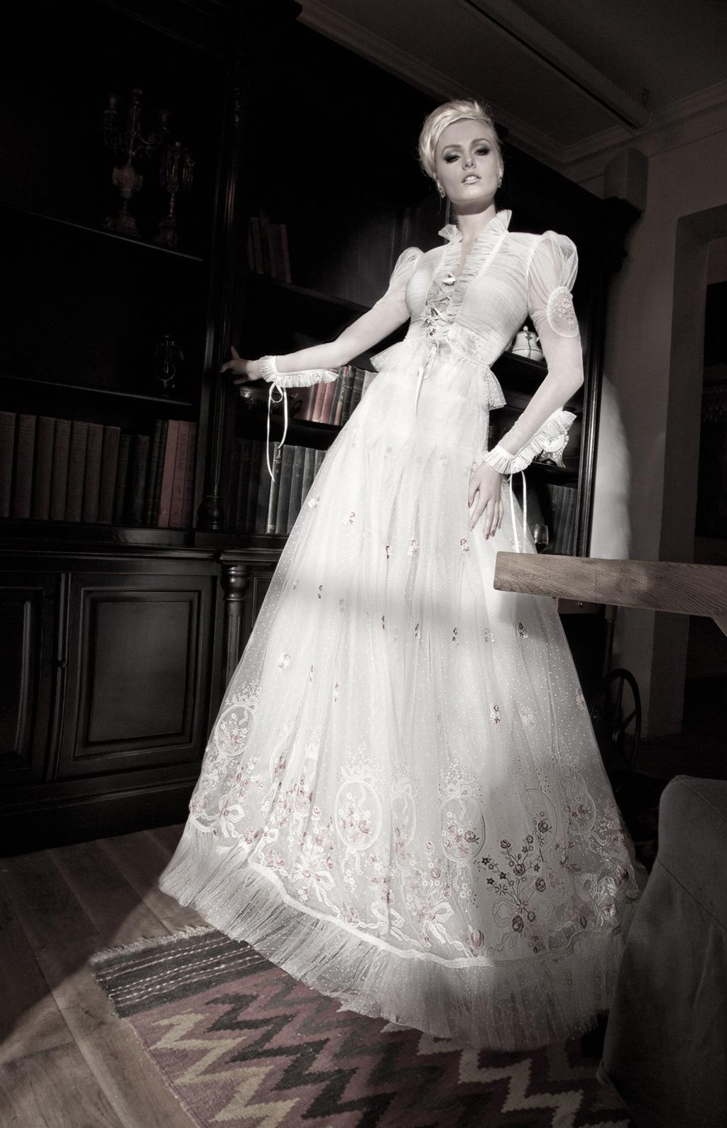 2013 Wedding Dress Galia Lahav Bridal Sophie 3