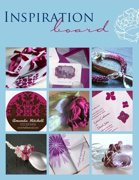 photo of Ever After Wedding Market: Purple Passion
