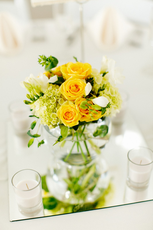 jennifer josh centerpiece
