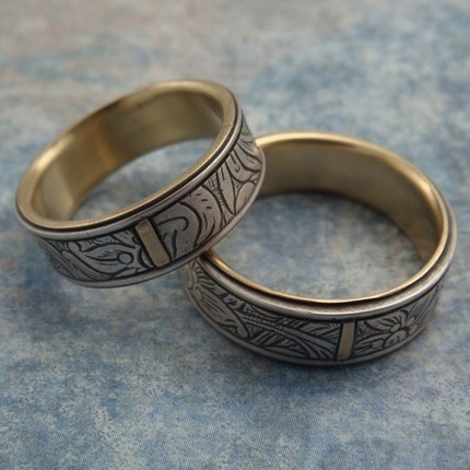 photo of Custom Wedding Bands